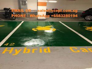 hybrid car parking singapore