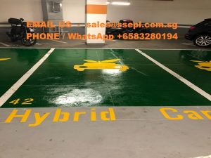hybrid parking lot singapore